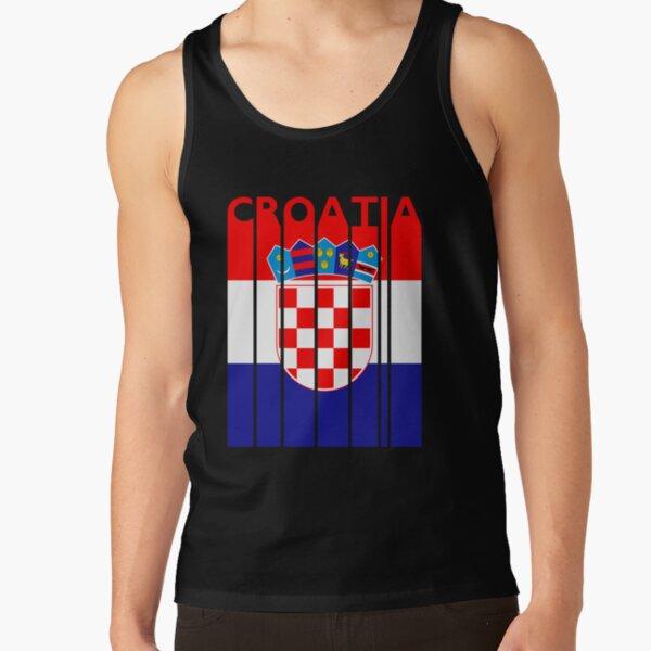 Serbia Flag Vintage Style Retro Serbian Singlet Tstars