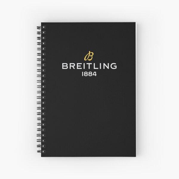 Breitling  Spiral Notebook