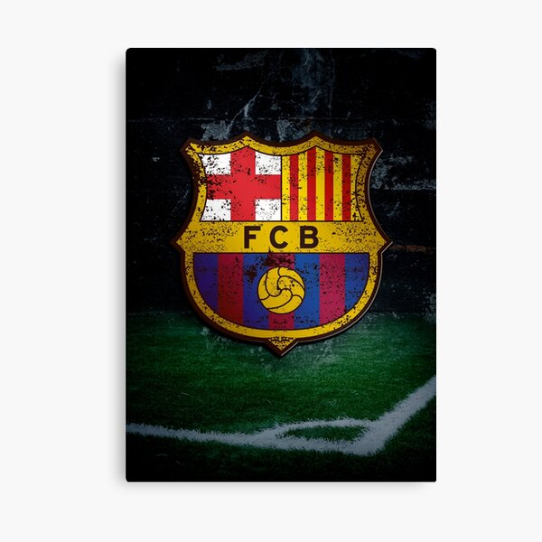 FC Barcelona Canvas Print