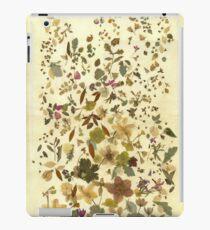 Victoriana -Autumn iPad Case/Skin