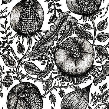 Rotten Fruit by Alabaster-Ink