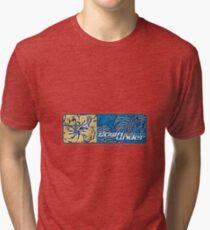 Vintage Surf Tri-blend T-Shirt