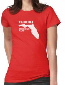 Florida, America's Wang Womens Fitted T-Shirt