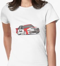 VK Brock Edition Commodore Women's Fitted T-Shirt