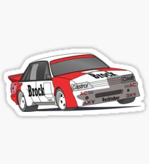 VK Brock Edition Commodore Sticker