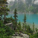 Joffre Lakes 2 by Michael Garson
