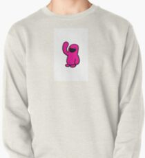 Pink Happyman iPhone Case Pullover
