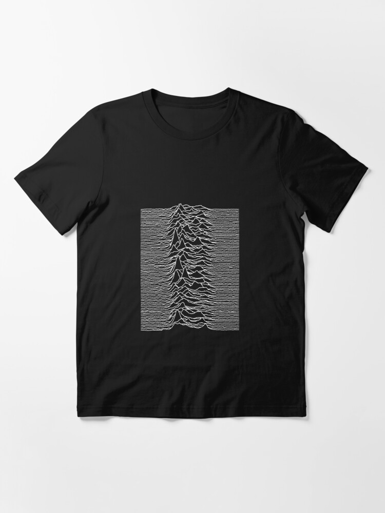 Alternate view of Unknown Pleasures  [D01] Essential T-Shirt
