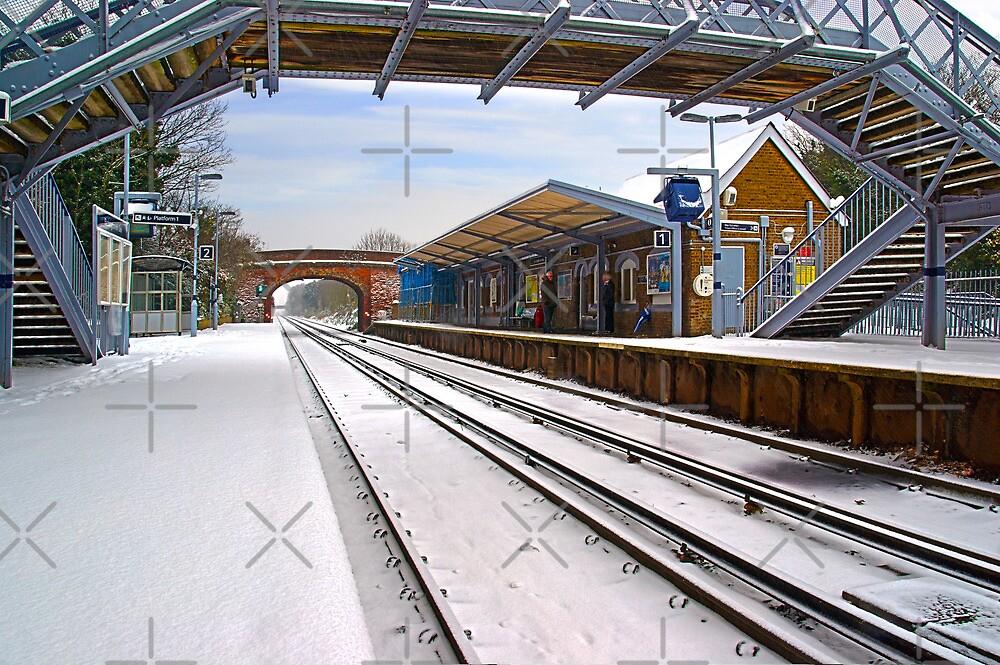 Birchington-on-Sea Railway Station by Geoff Carpenter