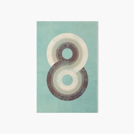Eight II Art Board Print