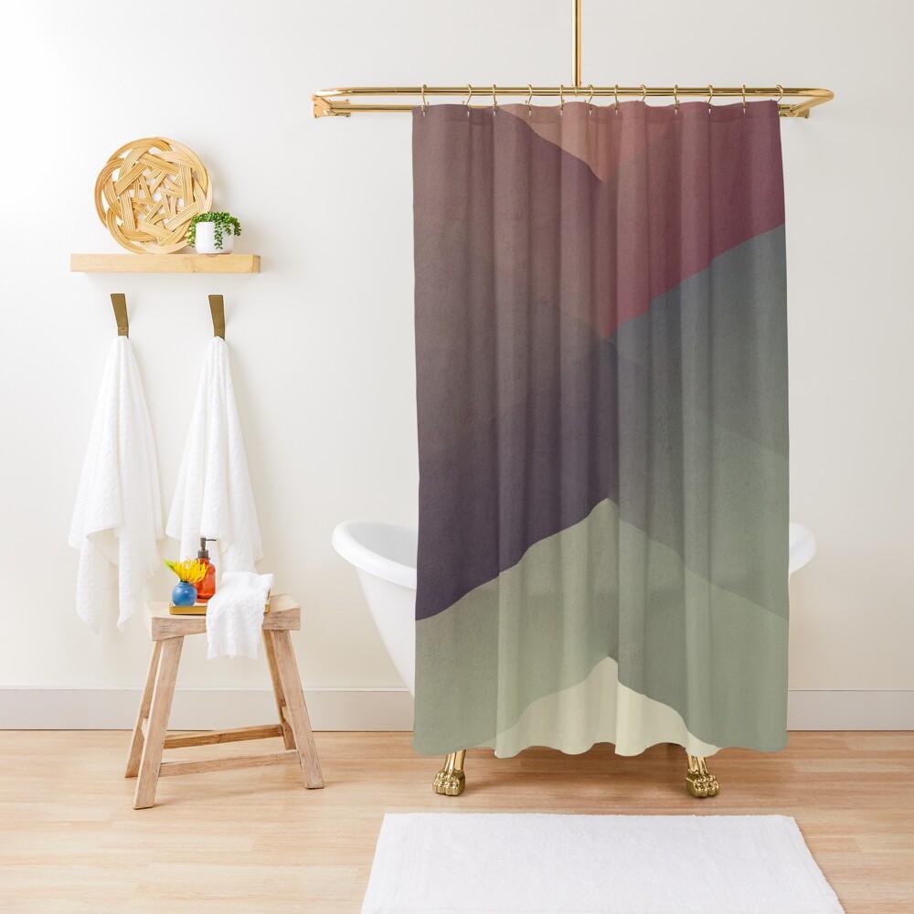 RAD XV Shower Curtain