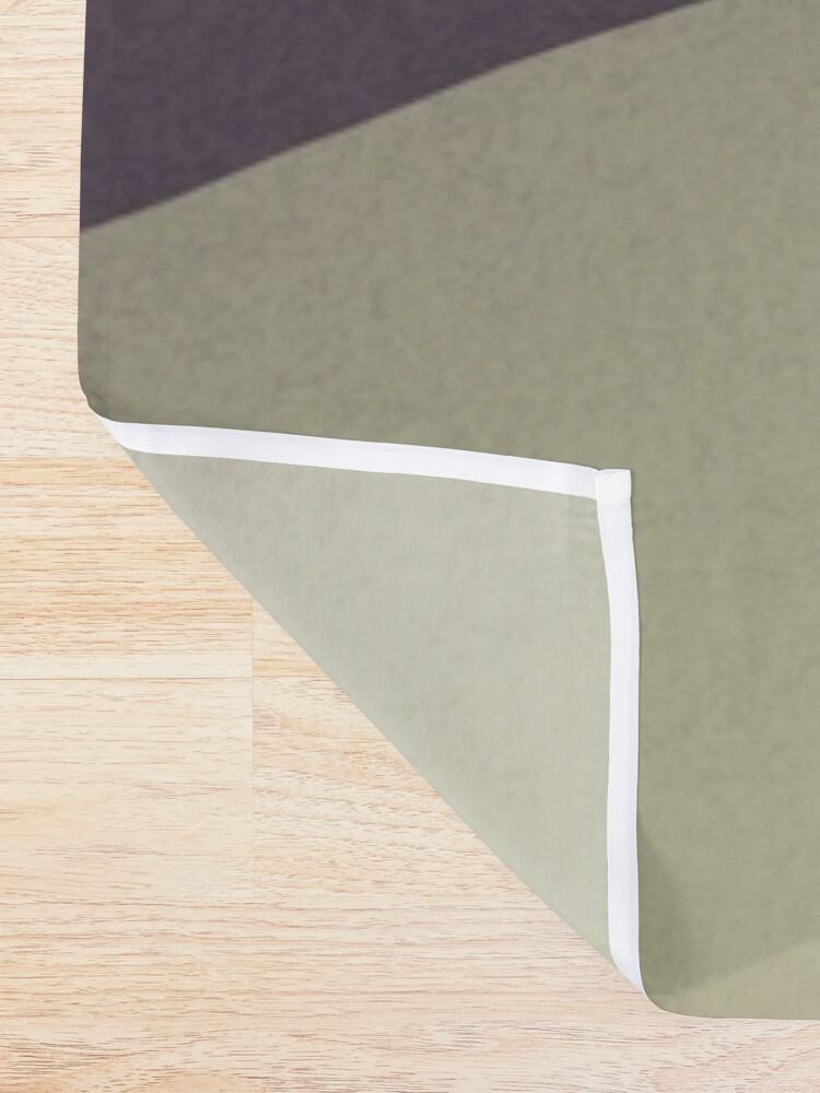 Alternate view of RAD XV Shower Curtain