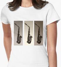 Three Saxophones T-Shirt