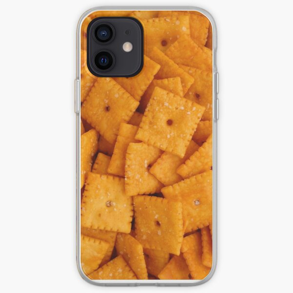 Cheez Its iPhone Soft Case
