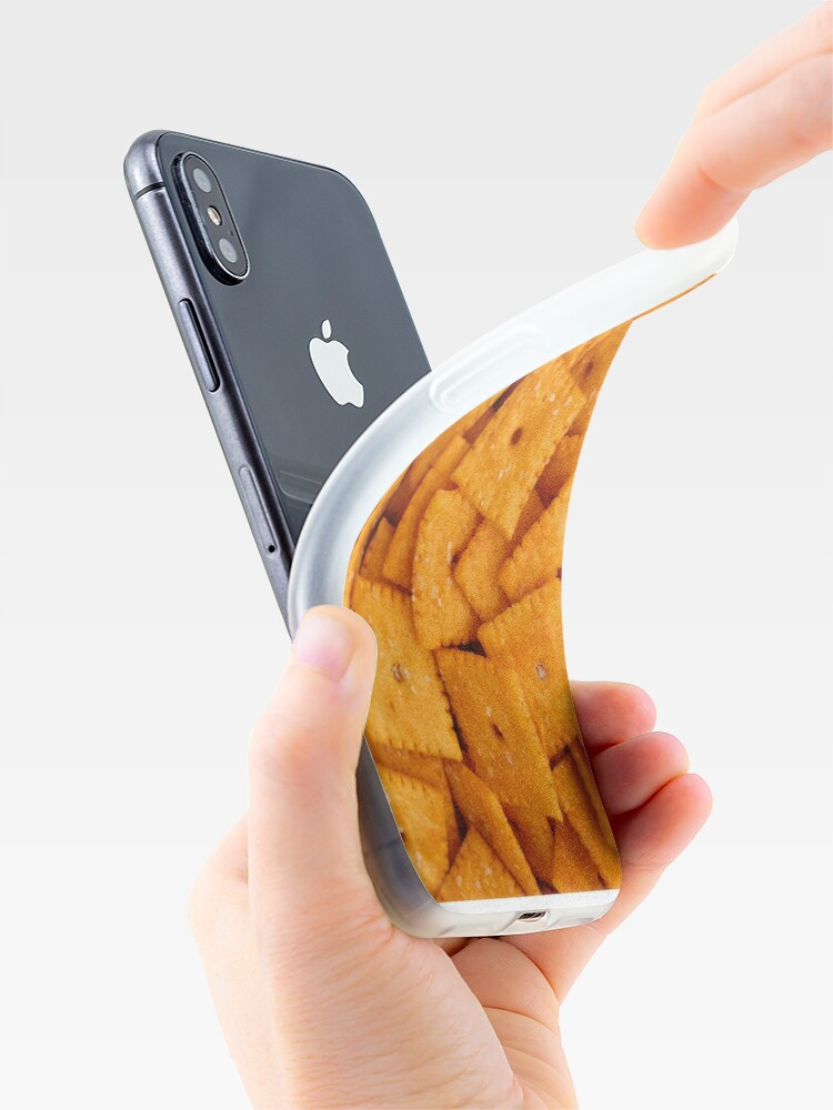 Alternate view of Cheez Its iPhone Case & Cover