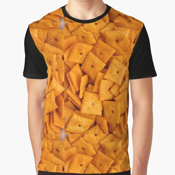 Cheez Its Graphic T-Shirt