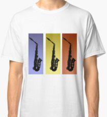 Saxophone T Shirt Classic T-Shirt