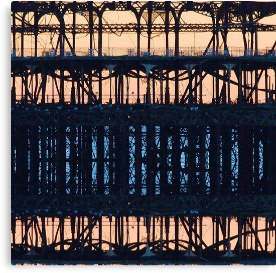 Brighton Ruins by John Dalkin