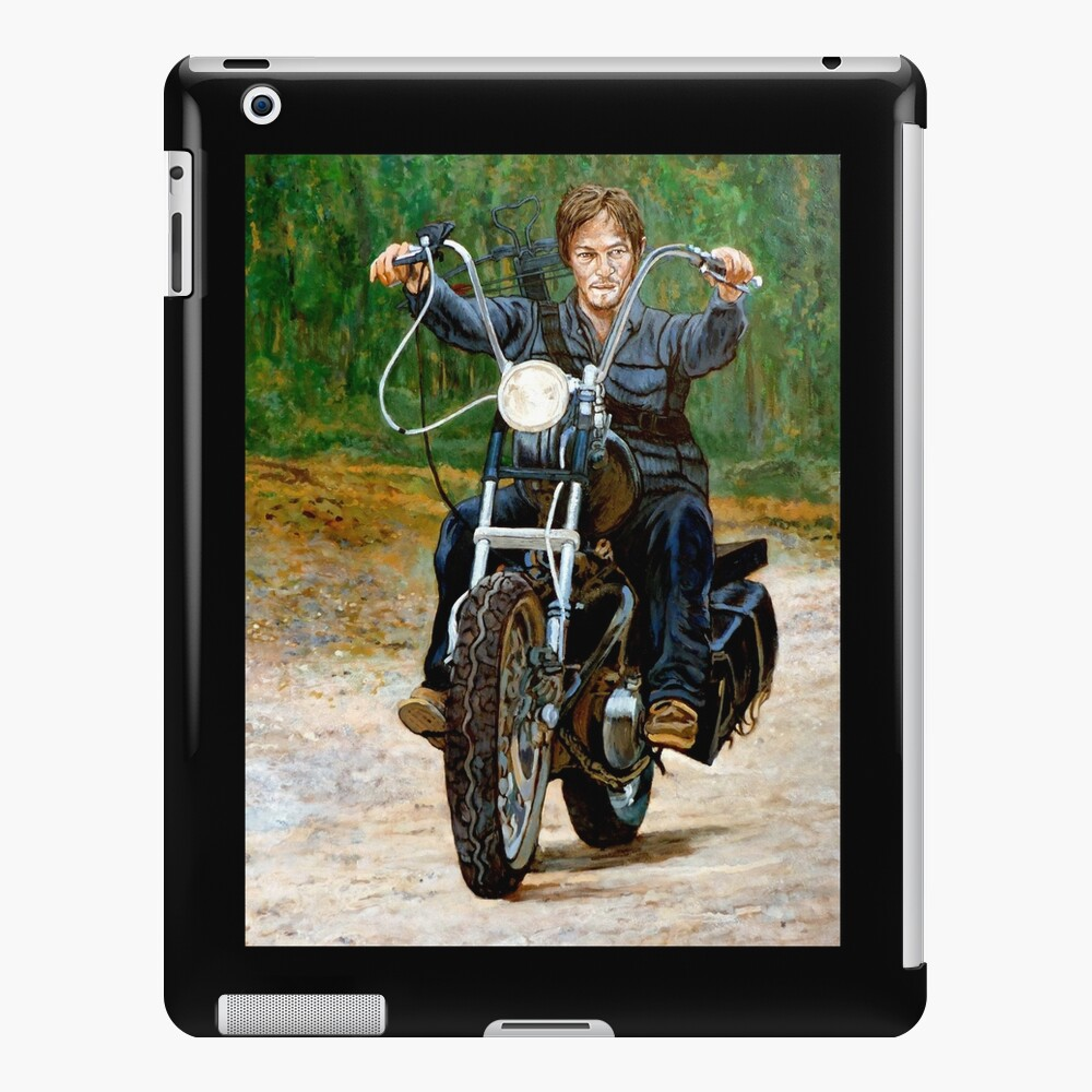Ride, Don't Walk iPad Case & Skin