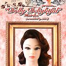 DOLLY DELIGHTFUL - HOLLYWOOD by LizSelleyArt