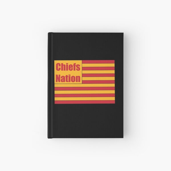 Chiefs Nation Hardcover Journal