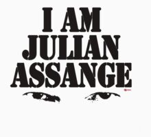 I AM JULIAN ASSANGE