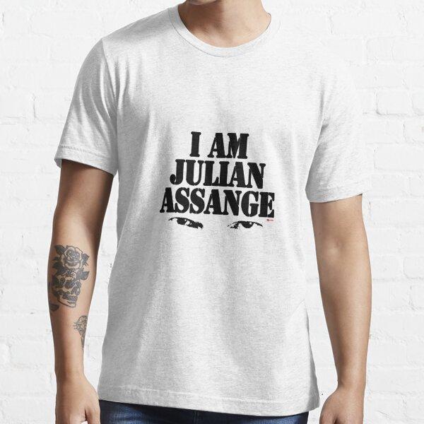 I AM JULIAN ASSANGE Essential T-Shirt