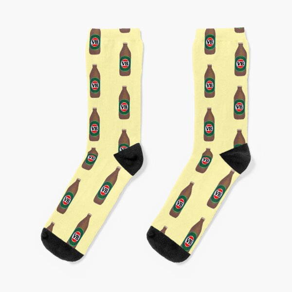 Victoria's Beer Crack open a cold one Socks