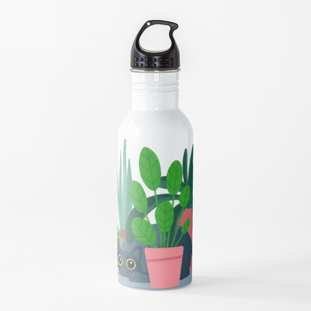 House panther Water Bottle