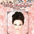 DOLLY DELIGHTFUL - PRINCESS by LizSelleyArt