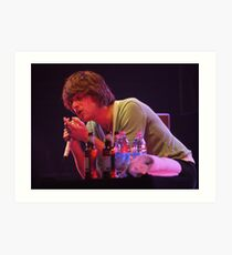 Paolo Nutini for Wanted in Rome magazine Art Print