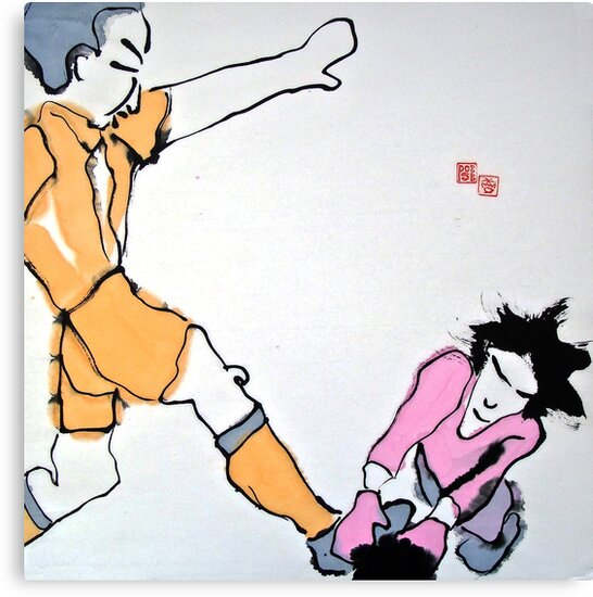 Soccer by pobsb