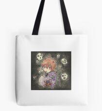 Gothic Valentine Tote Bag
