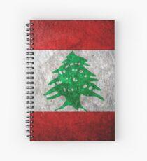 Libanon Grunge Spiralblock