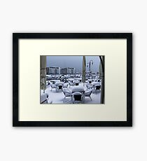 Simply Italian at Sovereign Harbour Framed Print