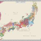 Japan AD 1570 by Cyowari