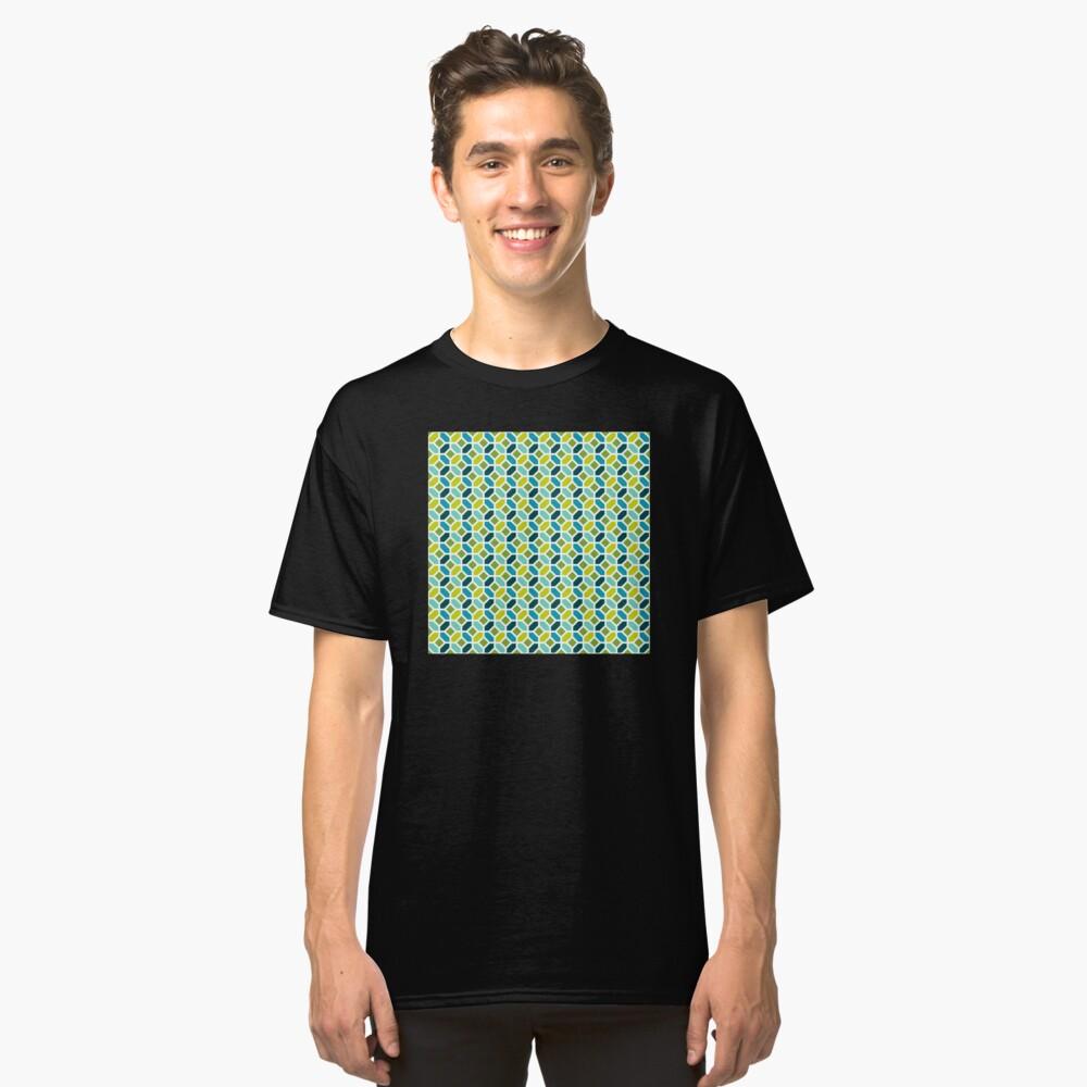 Geometric Pattern: Octagon: Spring Classic T-Shirt
