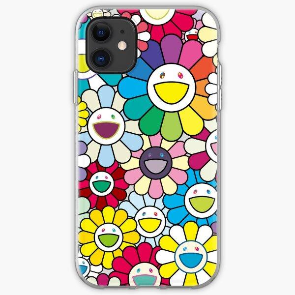 little rainbow flower owl iPhone 11 case