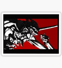 Eva 01 - End of Evangelion Sticker