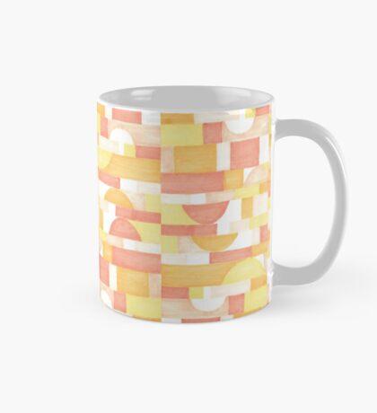 Orangeometries #redbubble #pattern Mug