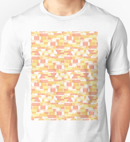 Orangeometries #redbubble #pattern T-Shirt