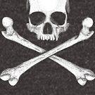 «Jolly Roger - Crossbones» de Garyck Arntzen