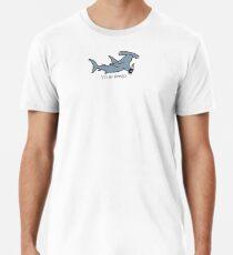 lets get hammered hammerhead shark  Premium T-Shirt