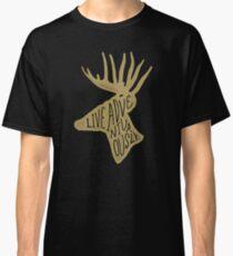 Live Adventurously Classic T-Shirt