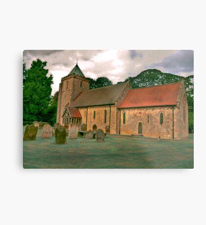 St John of Beverley Church - Salton Metal Print