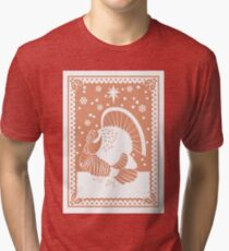 Bronze Turkey Tri-blend T-Shirt