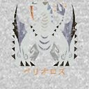 Monster Hunter World Iceborne Barioth Kanji Icon Toddler Pullover Hoodie By Brotherofperl Redbubble