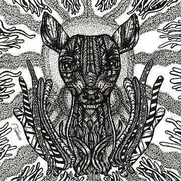 Patterned  by Alabaster-Ink