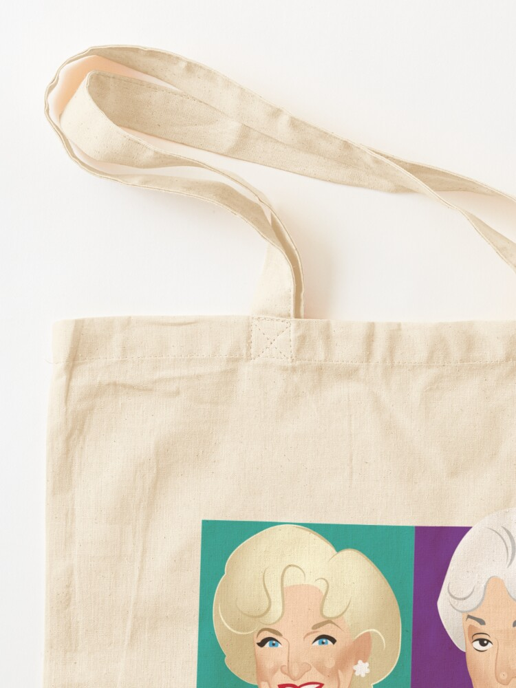 Alternate view of Pals & Confidants Tote Bag