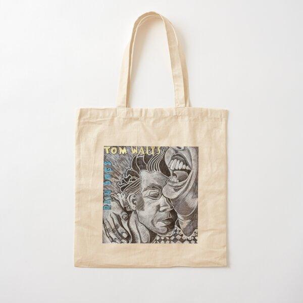 Tom Waits, Rain Dogs Cotton Tote Bag